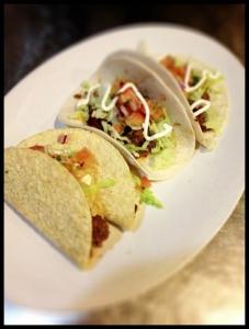 Restaurant - Phoenicia NY -  Tacos