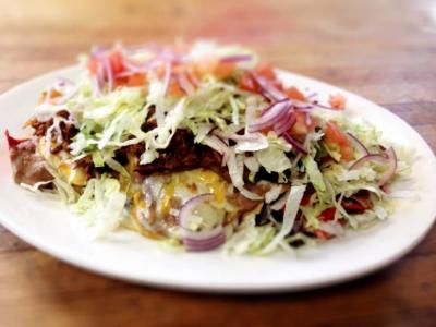 Alamo Cantina Restaurant - Phoenicia NY -  grande nachos